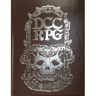 Goodman Games Dungeon Crawl Classics RPG: Demon Skull Issues Limited Edition HC