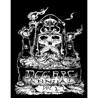 Goodman Games Dungeon Crawl Classics: Annual Foil Edition (DCC Compilation)