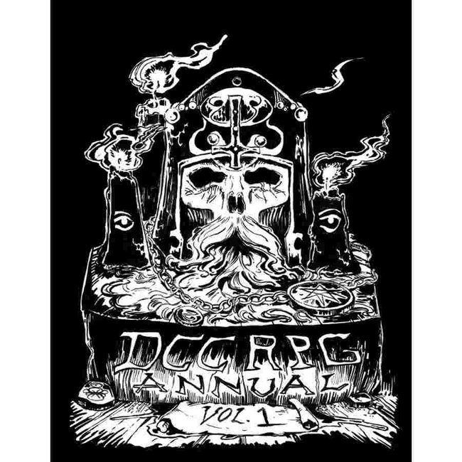 Dungeon Crawl Classics: Annual Foil Edition (DCC Compilation)