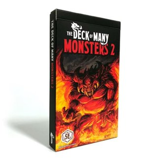 Hit Point Press Deck of Many: Monsters 2