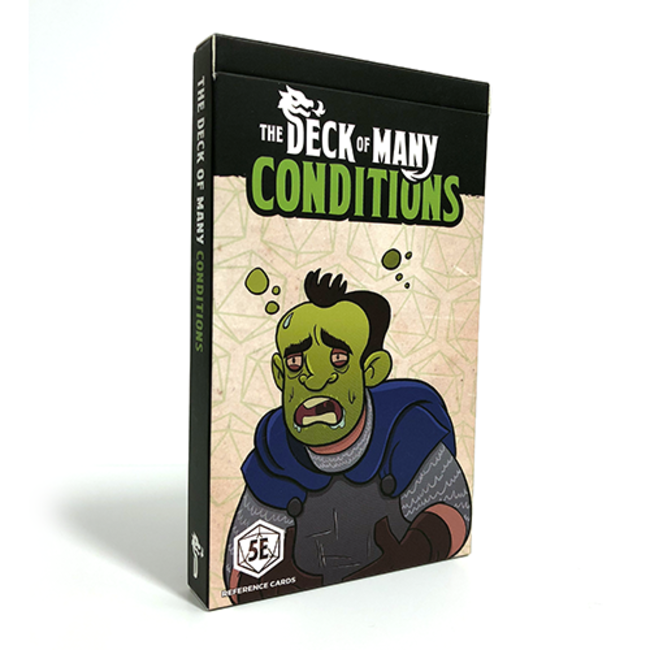 Deck of Many: Conditions