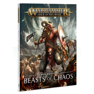Warhammer Age of Sigmar AoS Beasts of Chaos Battletome