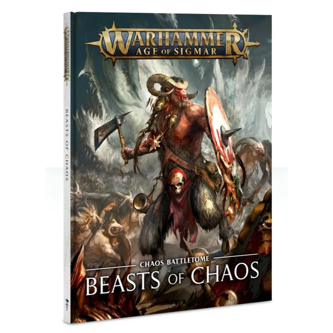 AoS Beasts of Chaos Battletome