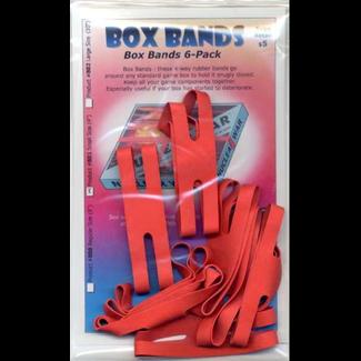 Small 4-Way Box Bands (6-pack)