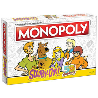 USAopoly Monopoly Scooby-Doo