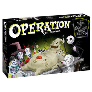 USAopoly Operation Nightmare Before Christmas