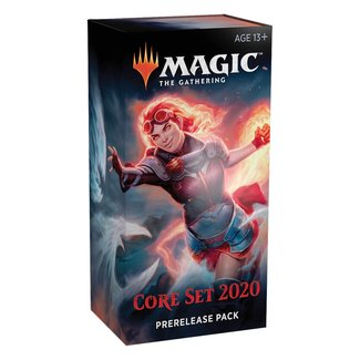 Wizards of the Coast MTG Core 2020 Prerelease Pack