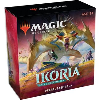Wizards of the Coast MTG Ikoria Lair of Behemoths Prerelease Pack