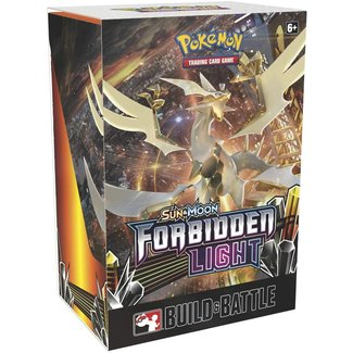 Pokemon Forbidden Light Build & Battle - Pokemon