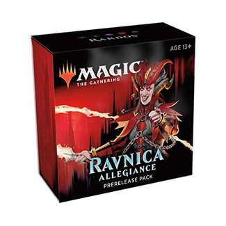 Wizards of the Coast Ravnica Allegiance Prerelease - Rakdos Pack