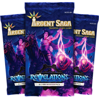 Alter Reality Games Argent Saga TCG: Revelations Booster