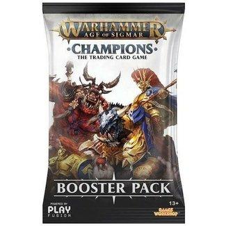 Games Workshop Warhammer TCG Champions Booster Pack