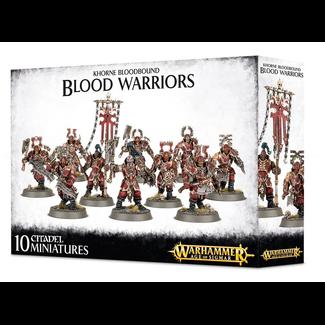 Games Workshop AoS Daemons of Khorne Blood Warriors