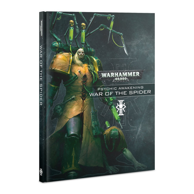 Warhammer 40,000 40k Psychic Awakening: War of the Spider