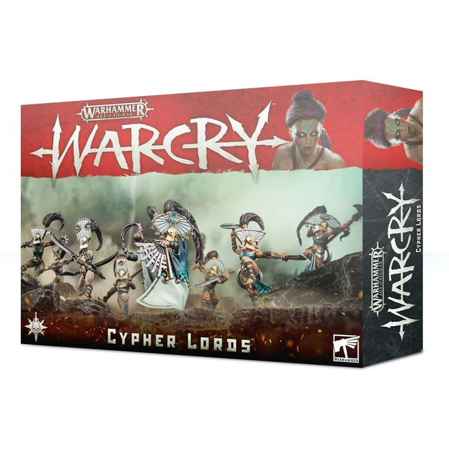 AoS Warcry Cypher Lords