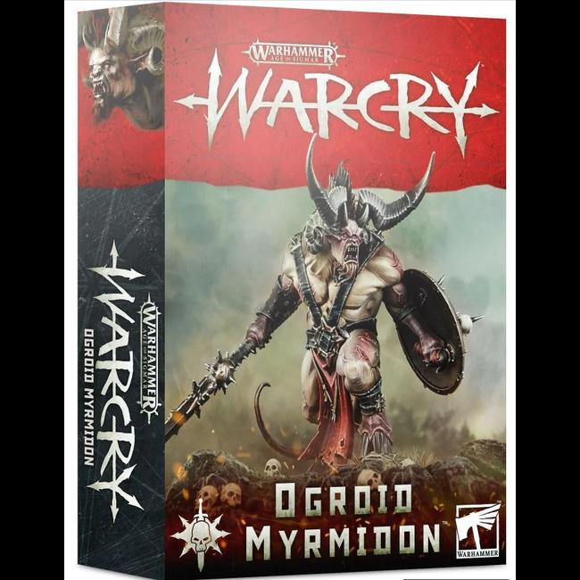 AoS Warcry Ogroid Myrmidon