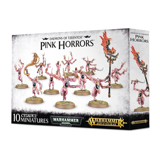 Warhammer Age of Sigmar AoS Disciples of Tzeentch Pink Horrors