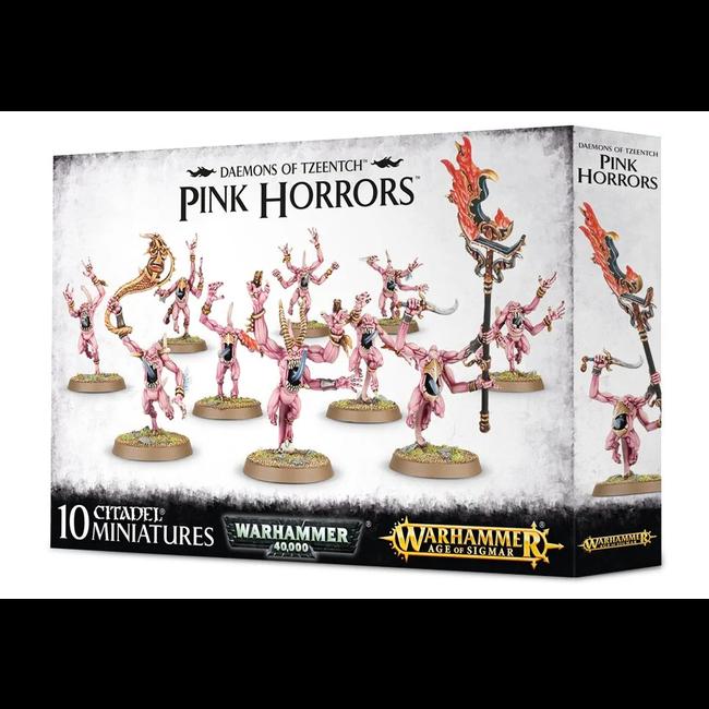AoS Disciples of Tzeentch Pink Horrors