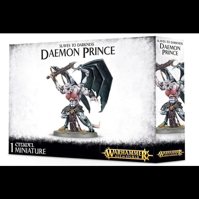 AoS Slaves to Darkness Daemon Prince