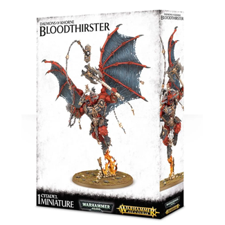Games Workshop AoS Daemons of Khorne Bloodthirster