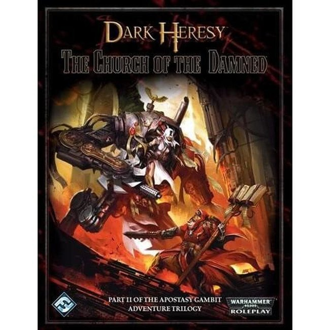 Dark Heresy RPG: Church of the Damned