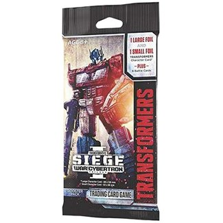 Wizards of the Coast Transformers TCG: War for Cybertron - Siege Booster