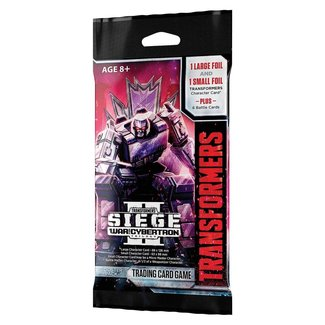 Wizards of the Coast Transformers TCG: War for Cybertron - Siege 2 Booster