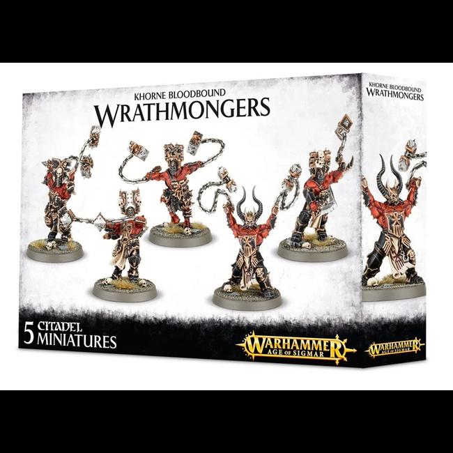 Daemons of Khorne: Wrathmongers