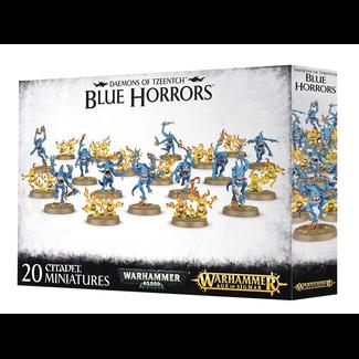 Warhammer Age of Sigmar AoS Disciples of Tzeentch Blue Horrors
