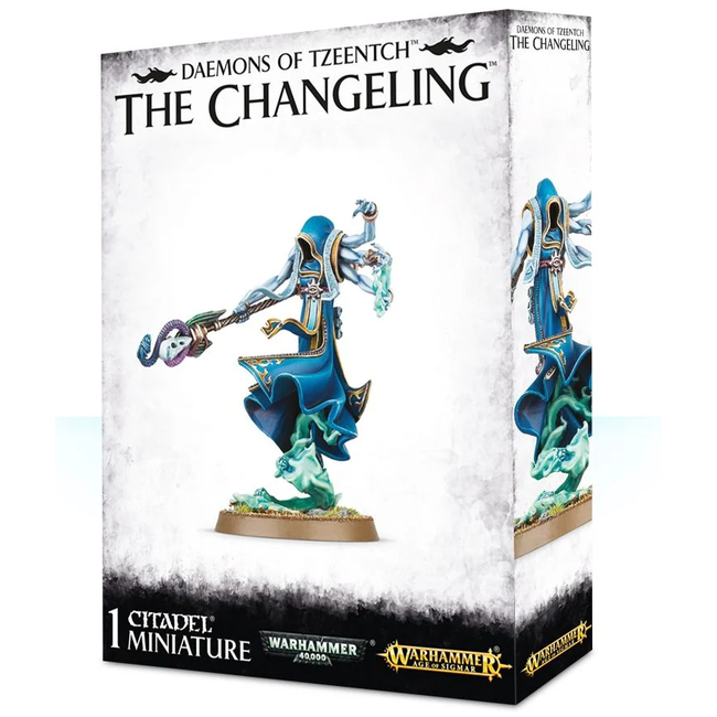 AoS Disciples of Tzeentch The Changeling
