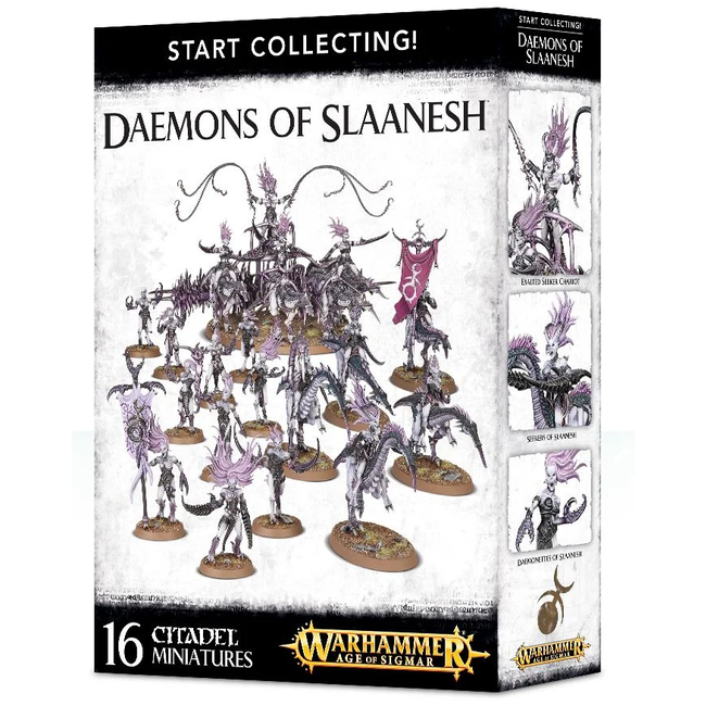 AoS Start Collecting! Daemons Of Slaanesh