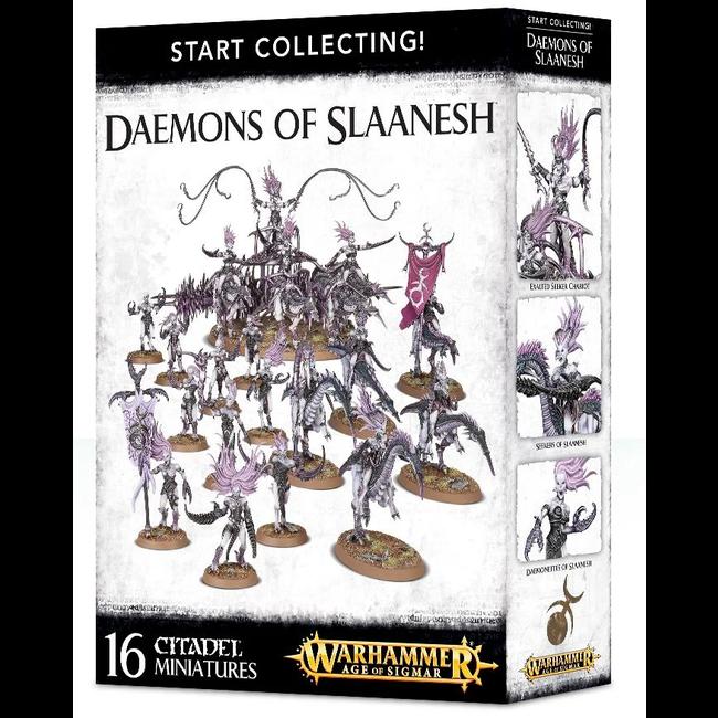 Hedonites of Slaanesh:  Start Collecting! Daemons Of Slaanesh