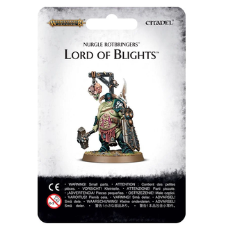 Warhammer Age of Sigmar AoS Daemons of Nurgle Lord of Blights