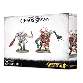 Warhammer Age of Sigmar AoS Slaves to Darkness Chaos Spawn