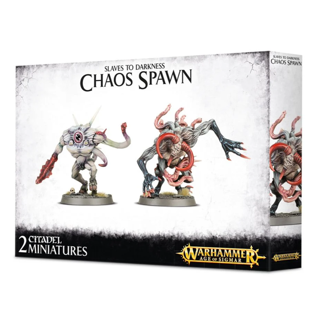 AoS Slaves to Darkness Chaos Spawn