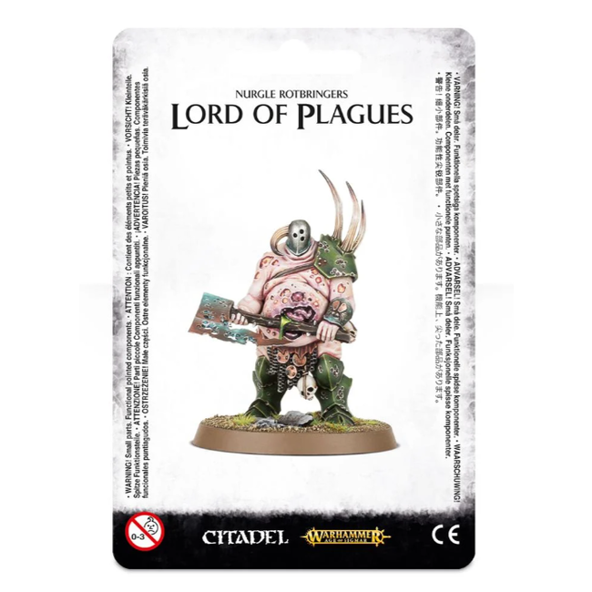 AoS Daemons of Nurgle Lord of Plagues