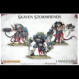 Warhammer Age of Sigmar AoS Skaven Stormfiends