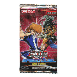 Konami Speed Duel: Scars of Battle Booster Pack - Yu-Gi-Oh!