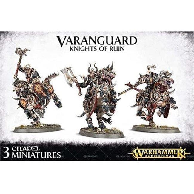 Slaves to Darkness:   Varanguard