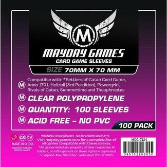 Mayday Games, Inc. Mayday 70x70 mm Sleeves