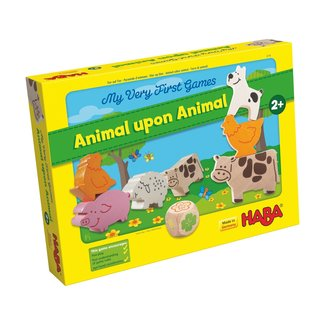 HABA Animal Upon Animal - My Very First Games