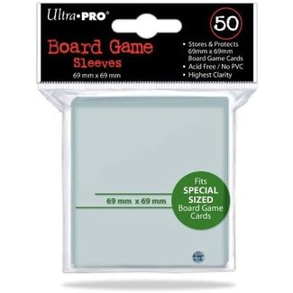 Ultra Pro Ultra Pro 69x69 mm Special Sized Sleeves