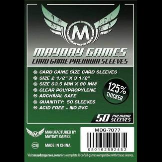 Mayday Games, Inc. Mayday 63.5 x 88 mm Sleeves