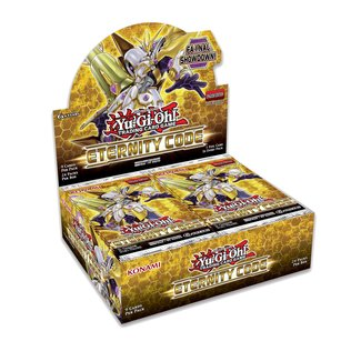 Konami Eternity Code Booster Box (24 packs) - Yu-Gi-Oh!
