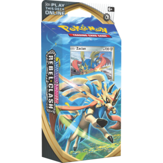 Pokemon Sword & Shield: Rebel Clash Zacian Theme Deck - Pokemon