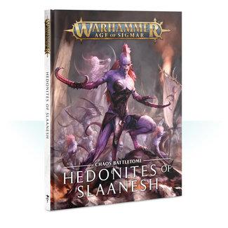 Games Workshop AoS Hedonites of Slaanesh Battletome HC