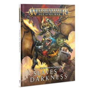 Warhammer Age of Sigmar AoS Slaves to Darkness Battletome HC