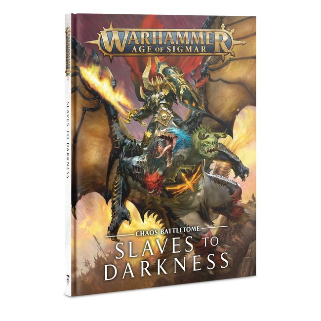 AoS Slaves to Darkness Battletome HC