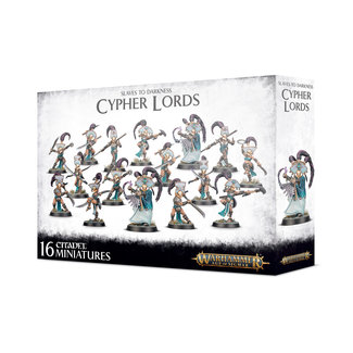 Warhammer Age of Sigmar AoS Slaves to Darkness Cypher Lords