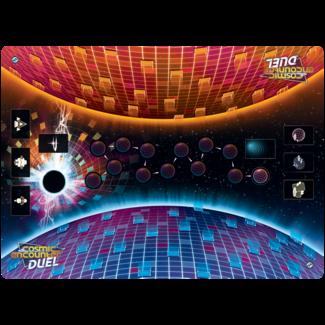 Fantasy Flight Games Cosmic Encounter Duel Gamemat